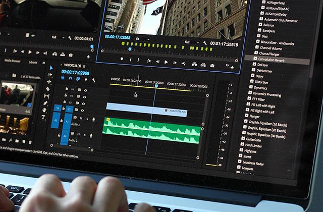 Création animation vidéo et motion design